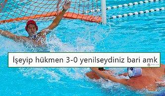 Türkiye'nin Sutopunda Yunanistan'a 27-1 Yenilmesini Yorumsuz Bırakmayan 15 Kişi