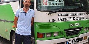 İzmit'te Otobüsü Karakola Çeken Şoför: 'Burası Özgür Bir Ülke, Otobüse Şortla da Biner Mini Etekle de Biner'