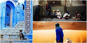 Bir Yanı Okyanus Bir Yanı Çöl Olan Bir Cennet! Bütün Güzellikleriyle Bir Kuzey Afrika Ülkesi: Fas