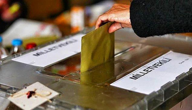 7. Referandum ve seçimler.