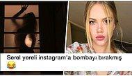 Yine Yaptığı Paylaşımla Gündem Oldu! Serel Yereli Instagram'dan Paylaştığı Çıplak Fotoğrafla Tartışma Yarattı!