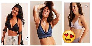 """İç Çamaşır Markasının Seçtiği Modeller Farklılıklarıyla """"Güzellik"""" Tanımını Yeni Baştan Yapıyor!"""