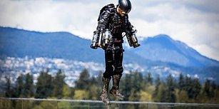 Artık Herkes Uçabilecek! Iron Man Ekipmanı 400 Bin Dolar Fiyatıyla Satışa Çıkıyor!
