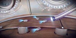 Rolls Royce, Uçak Motorları İçin Tamirci Robot Böcekler Geliştirdi