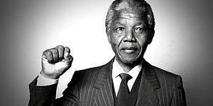 Irkçılıkla Mücadelenin Sembol İsimlerinden Nelson Mandela'nın Ünlü Sözleri