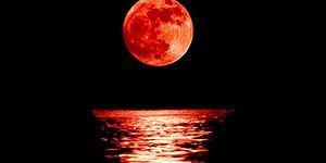 Tamamen Kızıla Bürünecek: Türkiye'den de İzlenebilecek Olan Kanlı Ay Tutulması Haftaya Gerçekleşecek