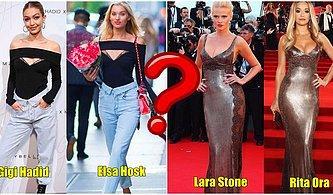 Bu Tarz Sizin: Aynı Kıyafeti Giyerek Pişti Olan Ünlülerden Hangisi Bu Kıyafeti Daha İyi Taşımış?