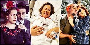 Ama Siz Fazla Güzelsiniz! Doğa Rutkay ve Kerimcan Kamal'ın Gözlerinden Aşk Fışkıran Mutlu Aile Tablosu
