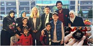 Suriyeli Mülteci Ailenin Barış Dolu Çikolatalarının Kanada'ya Uzanan Yolculuğu!