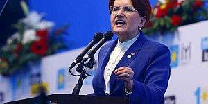 İYİ Parti'den Seçimli Olağanüstü Kongre Kararı: Meral Akşener Aday Olmayacağını Açıkladı