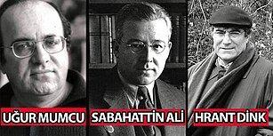 Gazeteciler Günü ve Basın Bayramı'nda Mesleği Uğruna Hayatını Kaybeden Gazetecileri Anıyoruz!