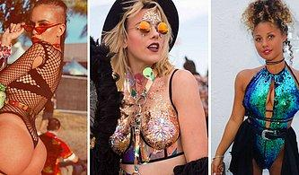 Tomorrowland'den Lollapalooza'ya Geçtiğimiz Hafta Sonunun En Dikkat Çekici 18 Festival Kombini