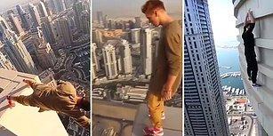 Devasa Binaların Tepelerinde Ölümle Dans Eden Yürek Yemiş Adam: Oleg Cricket