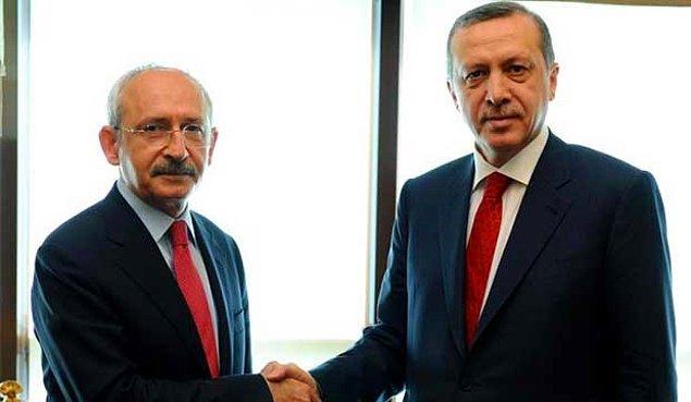 Manevi tazminat davalarında Erdoğan bugüne kadar en fazla tazminatı Kılıçdaroğlu'na açtığı davalardan kazandı.