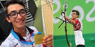 🏹🎯 Milli Okçumuz Mete Gazoz Dünya Kupası'nda Altın Madalya Kazandı