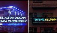 Hislerimize 'Neon Işıklarla' Tercüman Olan Neon Sezer'in Her Birinde Kendinizi Bulacağınız Işıklı Tabelaları