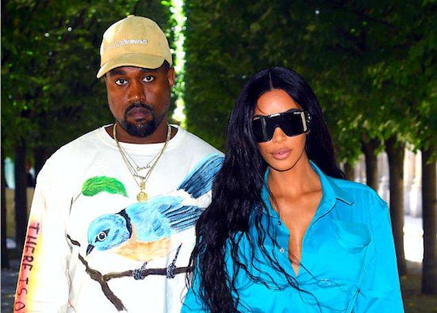 1. Kim Kardashian ve Kanye West arasındaki yaş farkı kaçtır?