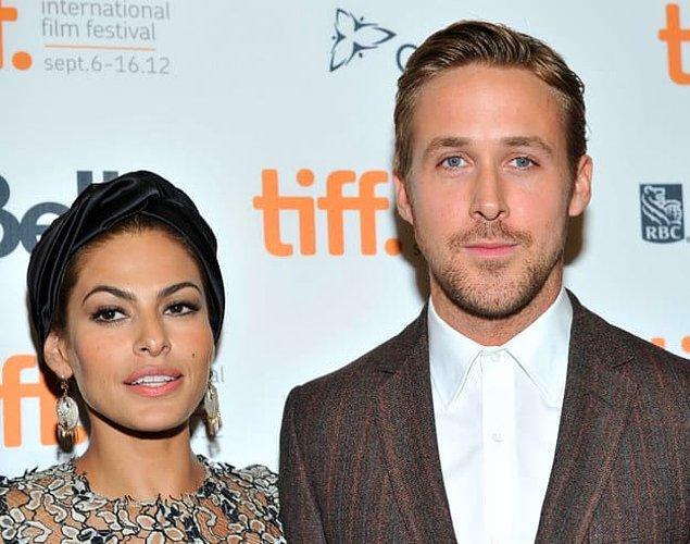 9. Ryan Gosling ve Eva Mendes arasındaki yaş farkı kaçtır?