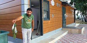 193 Bin Liraya Mâl Olmuştu: Yalova'daki Tuvaletin Mahvedilmesi 3 Gün Sürdü!