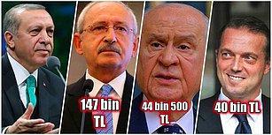 Cumhurbaşkanı Erdoğan Bugüne Kadar Açtığı Tazminat Davalarından Ne Kadar Kazandı?