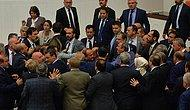 Meclis'te Gerilim: Ahmet Şık'ın Konuşması Kesildi, AKP Milletvekilleri Kürsüye Yürüdü