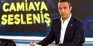 Ali Koç'tan Reklama Gitmek İsteyen Sunucuya: 'Ben Başkan Değil Miyim?'
