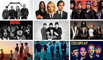 Müzisyen Olsaydın, Hangi Dünyaca Ünlü Müzik Grubuyla Birlikte Çalardın?