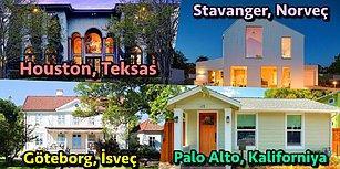 32 Farklı Örnekle 1.5 Milyon Dolara Dünyanın Çeşitli Yerlerinden Nasıl Evler Satın Alabilirsiniz?