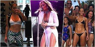 49'unda ve Muhteşem! Seksi Şarkıcı Jennifer Lopez'in Genç Kızlara Taş Çıkardığının 17 Kanıtı