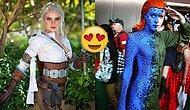 Cosplay Sevenleri Buraya Alalım! Karşınızda Comic Con 2018'in En İyileri
