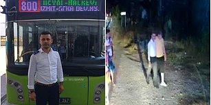 İnsanlık Ölmedi! Öfke Krizi Geçiren Otizmli Genci Sakinleştiren Otobüs Şoförü