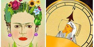 Frida Kahlo'dan Charles Dickens'a Büyük İsimlerin Birbirinden Tuhaf Alışkanlıkları