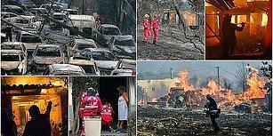 Milli Yas İlan Edildi! Yunanistan'daki Orman Yangınlarında Ölü Sayısı 70'i Aştı