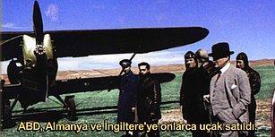 Bizler 2018'de Yerli Otomobile Hazırlanırken Atatürk'ün Stratejik Dehasıyla ve Vizyonerliğiyle Kurduğu Uçak Fabrikası