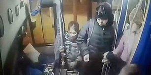 Otobüs Şoföründen Efsane Dayak Yiyen Acemi Hırsız