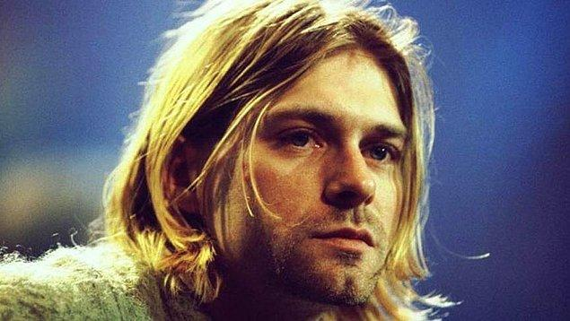 1. Kurt Cobain