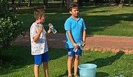 Yaşları 11, Yürekleri Kocaman! Su Satarak Sokak Hayvanlarını Besleyen Metehan ve Hüseyin ile Tanışın!