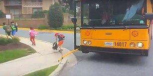 'Neden Bizde Yok' Dedirten Okul Otobüsü Güvenliği