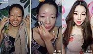 Makyajın Şaşırtıcı Gücü Karşısında Bir Tutam Şok Olmak İster Misiniz?