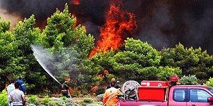 Türkiye'ye Uzak Gelişme: Yunan Bakan Orman Yangınları Nedeniyle İstifa Etti