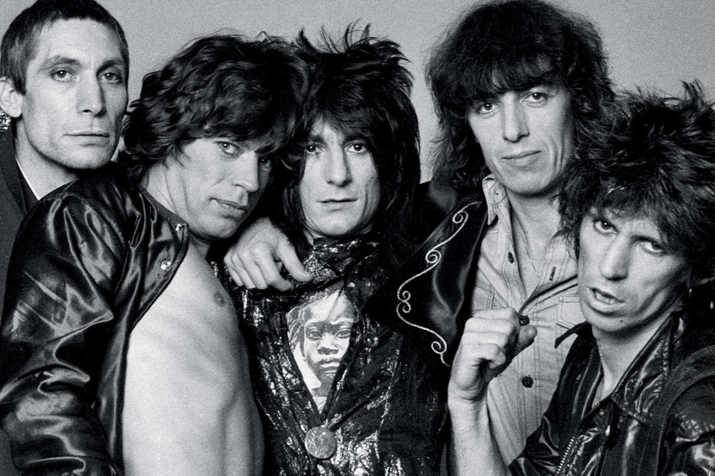 Rolling Stones Paint It Black Sitar Player
