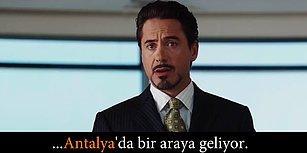 55. Uluslararası Antalya Film Festivali'nin 'Iron Man'li Tanıtım Videosu Tartışma Yarattı: 'Rezillik'