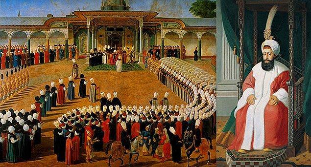 Fransız İhtilali devrinin Osmanlı padişahı III. Selim, Nizam-ı Cedid adı altındaki yenileşme programında orduya da el atmıştı.