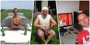 Rusya'da İnsanların Ayrı Bir Dünyada Yaşadıklarının Kanıtı 23 Fotoğraf
