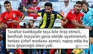 Tur İstanbul'a Kaldı! Benfica - Fenerbahçe Maçının Ardından Yaşananlar ve Tepkiler