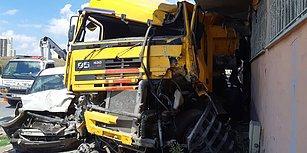 Araç Plakasız ve Şoför Ehliyetsiz! Hafriyat Kamyonu Terörü Sürüyor, Peki Kim Denetliyor?