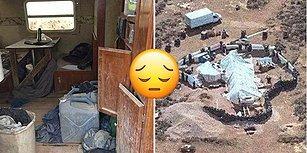 Yardım Çağrısı ile Harekete Geçen Polisler Açlıktan Ölmek Üzere Olan 11 Çocuğu Kurtardılar!