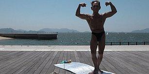 82 Yaşındaki Vücut Geliştirici Adam: Toshisuke Kanazawa