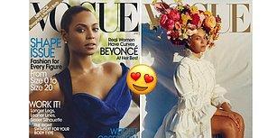 Sayısız Kez Kapak Oldular! Vogue Dergisinde Boy Gösteren Ünlü İsimlerin İlk ve Son İkonik Kapak Fotoğrafları