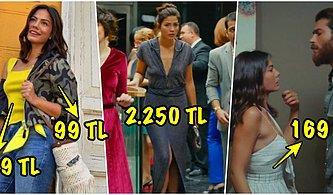 Demet Özdemir ve Enfes Stili! Erkenci Kuş Dizisinde Herkesi Büyüleyen Sanem'in Giydiği Kıyafetlerin Markaları ve Fiyatları